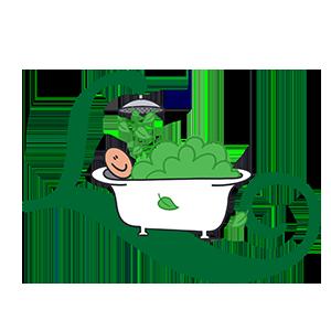 de groene loper